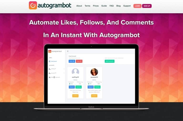 AutoGramBot Review AutoGramBot Coupon AutoGramBot Discount